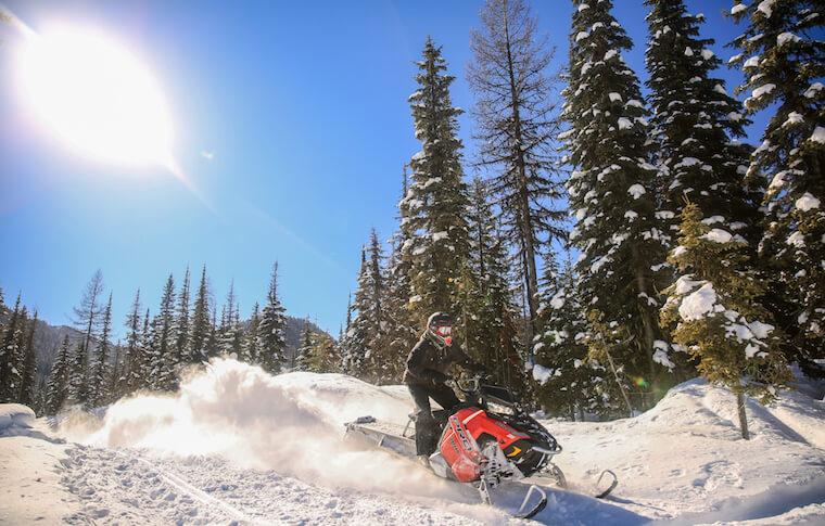 Winter Sport Tours Near Olney, MT